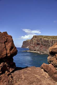 Coastal Overlook from Hike in Lanai, Hawaii - CAVF81527