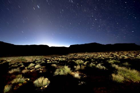 Stark landscape in the desert - CAVF84664