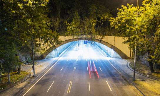 Road tunnel in Rio de Janeiro - CAVF86100