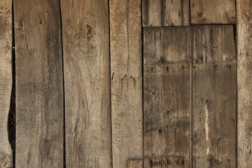 Old wooden wall - BZF00557