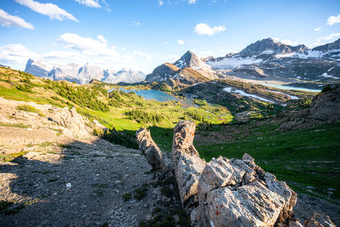 Height of the Rockies Provincial Park Landscape - CAVF90113