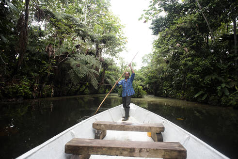 Napo, Ecuador Traveling photographer taking pictures in the Ecuadorian Amazon - DSIF00197