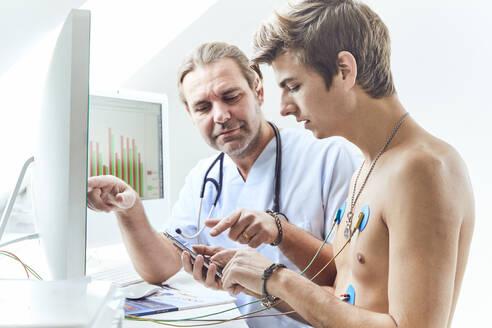 Deutschland, Digitalisierung in der Medizin - UKOF00110