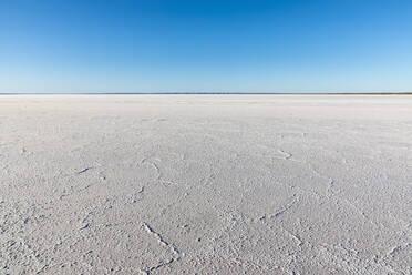 Australien, Ozeanien, South Australia, Stuart Highway, Lake Hart Area, Salzsee - FOF12103